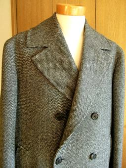 「コートが欲しい!」 ~あれから4年~ 「アルスターコート」を誂える 編_c0177259_19565197.jpg