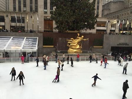 2014-12-24(NY時間) クリスマス・イヴも雨_e0021965_12165303.jpg