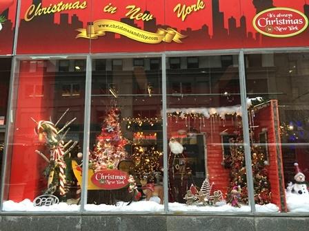2014-12-24(NY時間) クリスマス・イヴも雨_e0021965_12165323.jpg