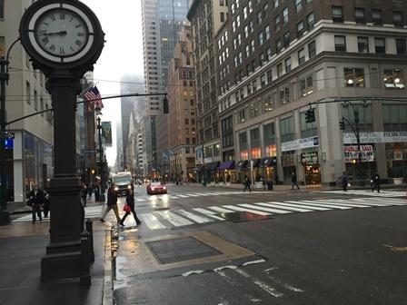 2014-12-24(NY時間) クリスマス・イヴも雨_e0021965_12165379.jpg