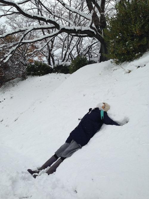 雪の散歩道_e0158970_191125.jpg