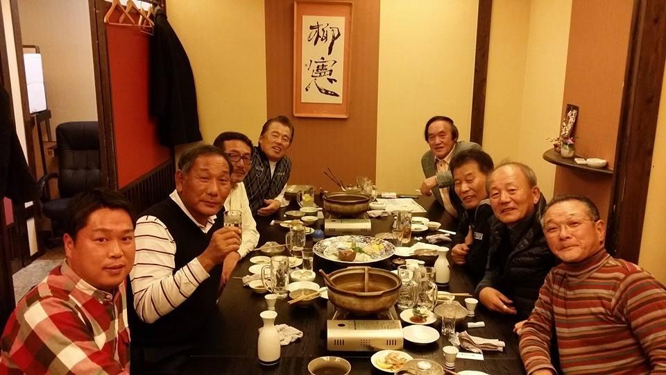 我が親友、中谷元さん防衛大臣就任おめでとう。_c0186691_0511771.jpg