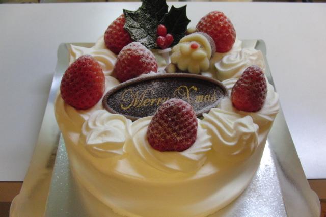 クリスマスケーキ2014【彦根のスイーツ】_c0093196_2072916.jpg