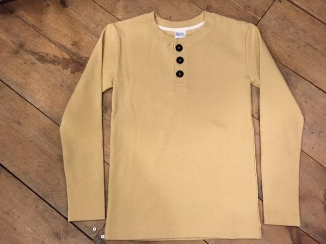 ヘンリーネックシャツ_d0121303_20405855.jpg