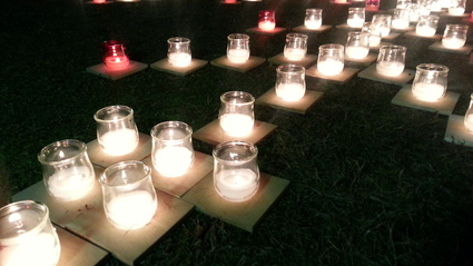 12/21 Candle Garden @ イタリア山庭園_b0042308_0201922.jpg