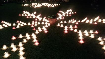 12/21 Candle Garden @ イタリア山庭園_b0042308_0225356.jpg