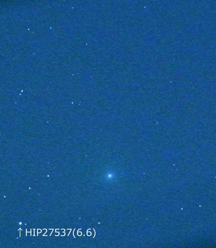 クリスマスのラブジョイ彗星(C/2014 Q2)_e0089232_00171761.jpg