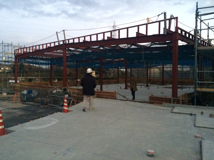 歯科医院 K Project 建方へ_c0260237_18315631.jpg