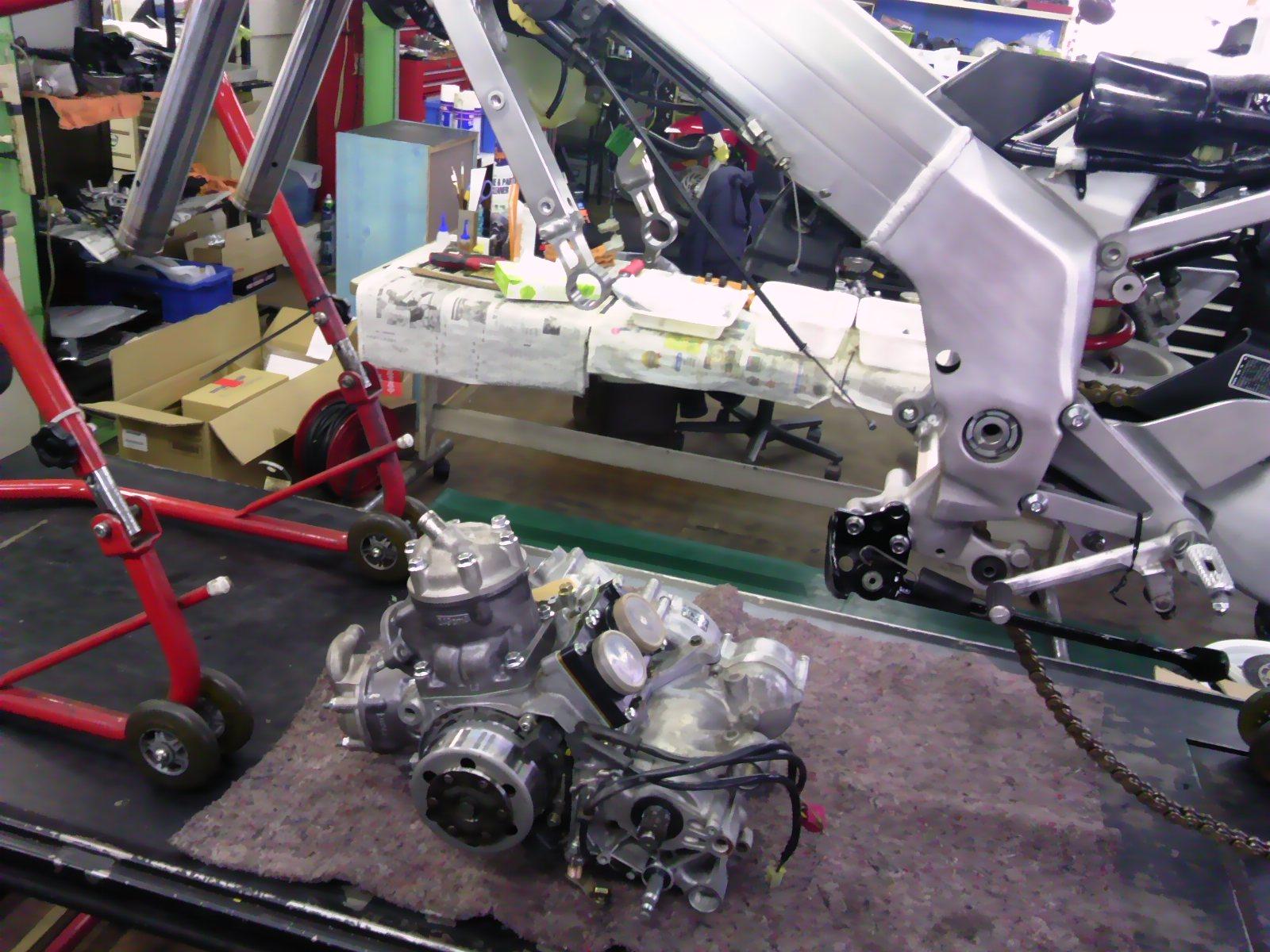 NSR250 中古車製作!!_e0114857_19132719.jpg