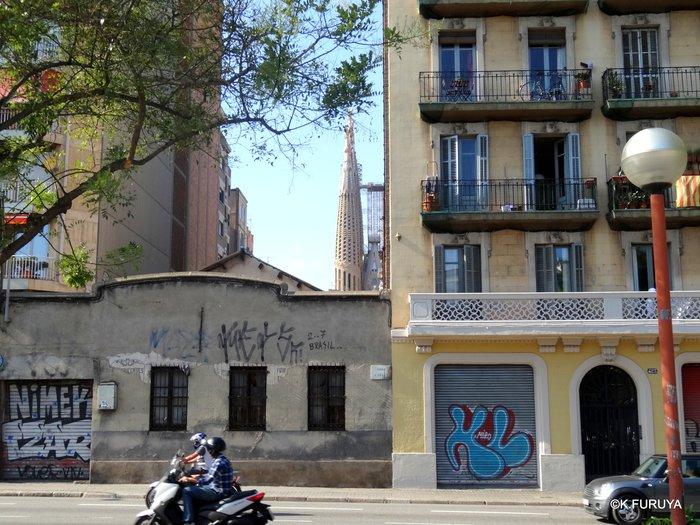 スペイン旅行記 19 バルセロナへ_a0092659_21123916.jpg