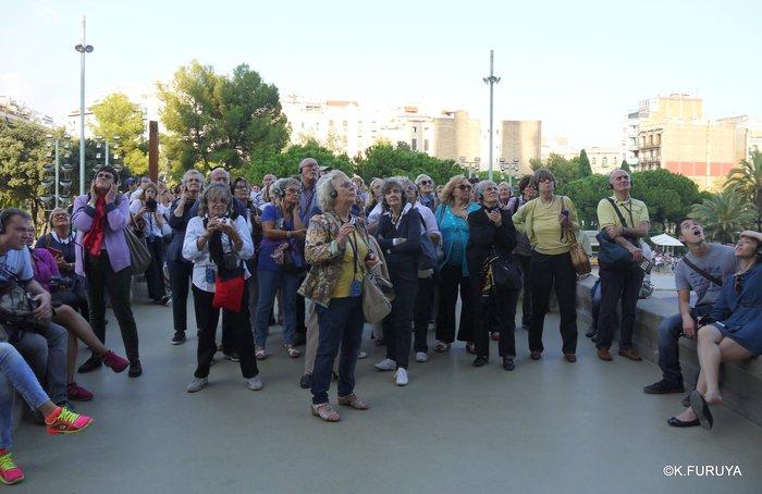 スペイン旅行記 19 バルセロナへ_a0092659_2374461.jpg