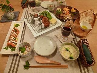 home party  ☆ 手料理でクリスマス_a0165160_07355055.jpg