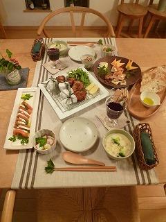home party  ☆ 手料理でクリスマス_a0165160_07382639.jpg