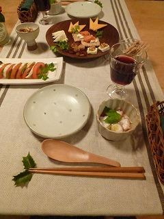 home party  ☆ 手料理でクリスマス_a0165160_07453059.jpg
