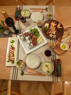 home party  ☆ 手料理でクリスマス_a0165160_07553271.jpg