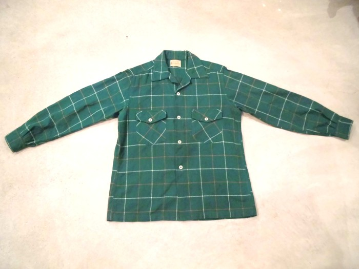 50\'s Wool Loop Shirts_e0187362_182933100.jpg