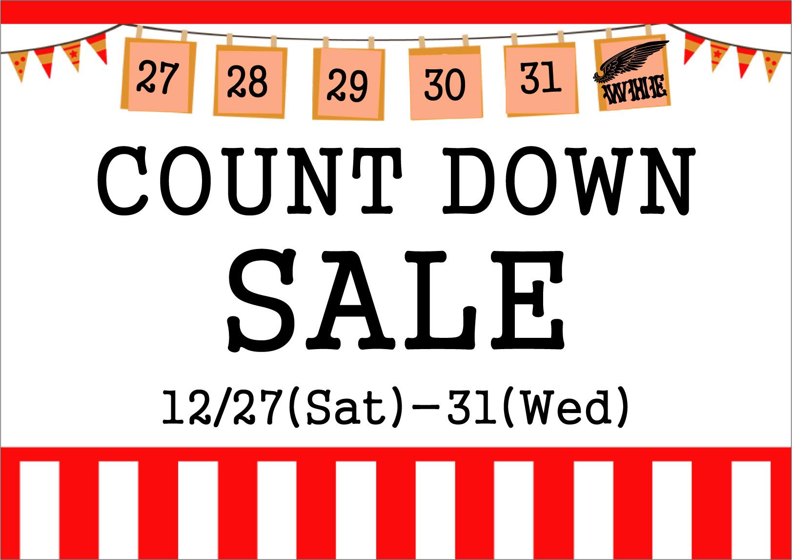 Count Down Sale!!!_b0121563_1854472.jpg