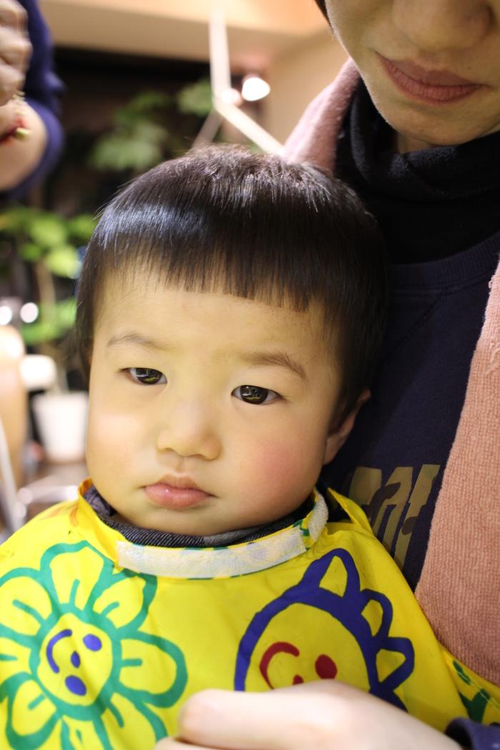 男の子の前髪も・・・_a0272765_2020144.jpg