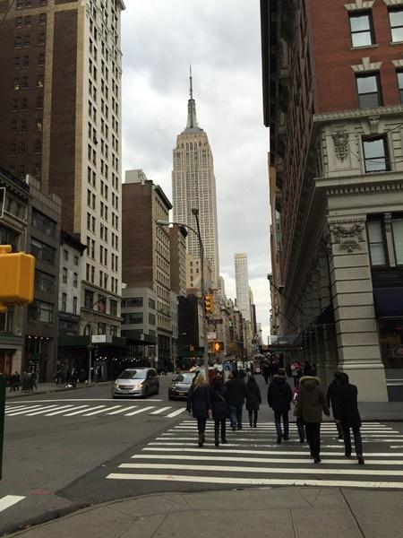 2014-12-25(NY時間) 今日は晴れました_e0021965_10595059.jpg