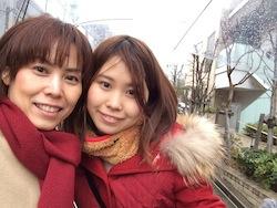 Saliちゃんと代官山_f0324766_163091.jpg