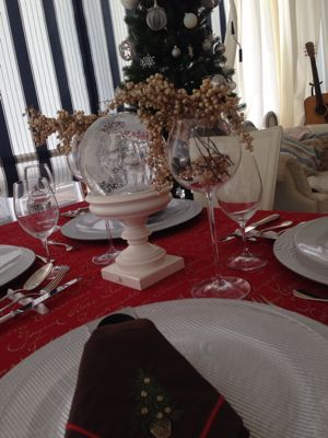 *Buon Natale*プライベートLesson ベジイタリアンクラス_e0326573_8555950.jpg