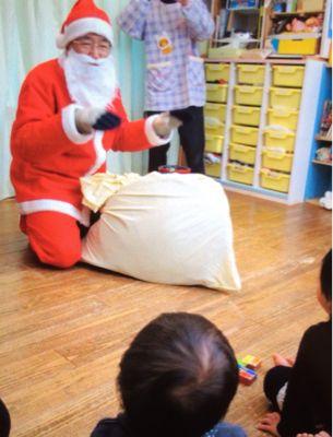 クリスマス会☆_c0293682_16324890.jpg