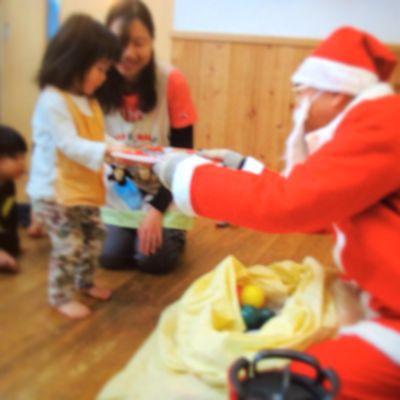 クリスマス会☆_c0293682_16324954.jpg