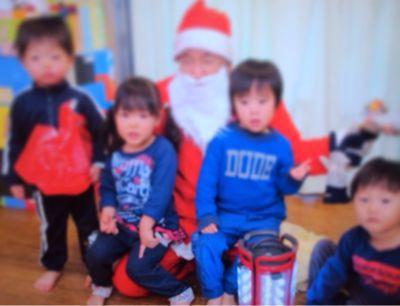 クリスマス会☆_c0293682_16325029.jpg