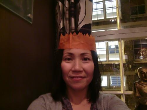クリスマスイヴ、タイの香りと王冠_c0027188_2161652.jpg