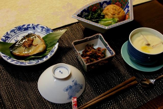 今夜は、温かい自家製茶碗蒸し~♪_f0229190_21545233.jpg