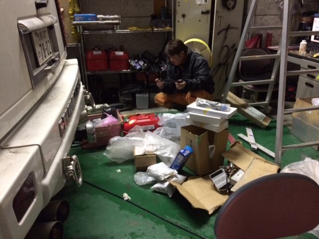 12月27日 土曜日 本年最後のトミーブログはホッピーがお届け致します!_b0127002_2064684.jpg