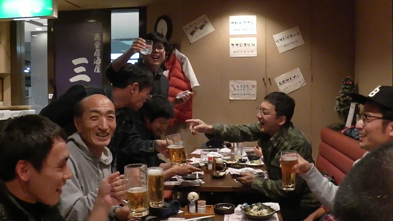 UNO 12/23(火) 2014年 忘年会_a0059812_061334.jpg