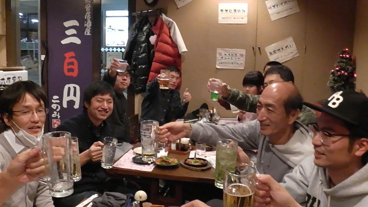 UNO 12/23(火) 2014年 忘年会_a0059812_062394.jpg