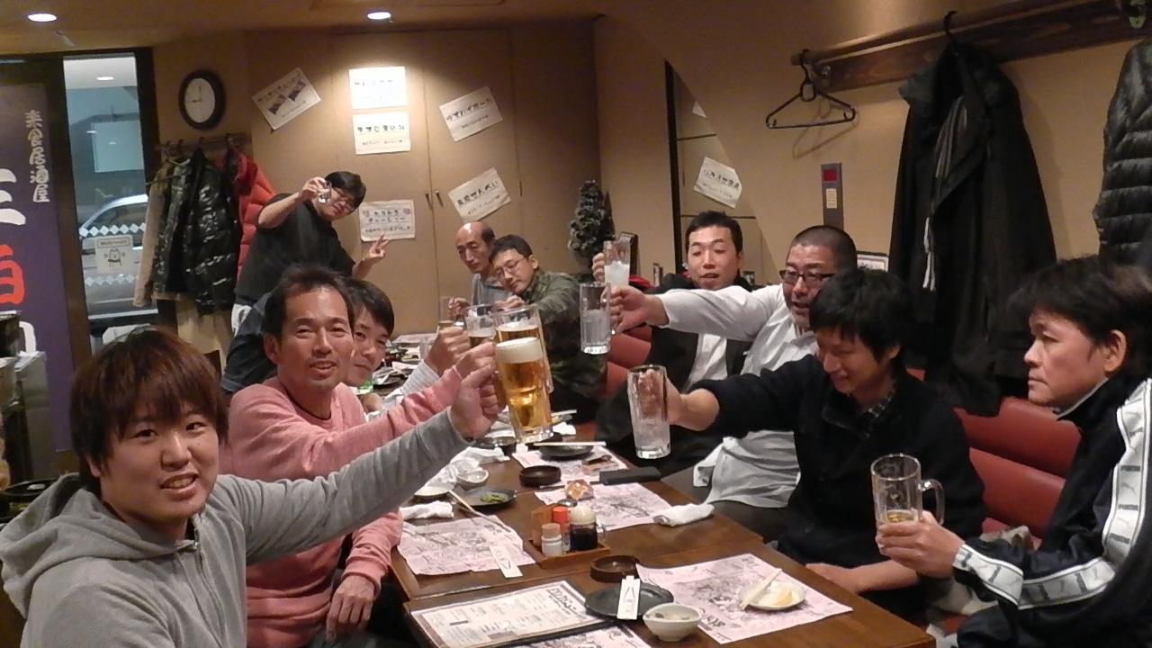 UNO 12/23(火) 2014年 忘年会_a0059812_06442.jpg