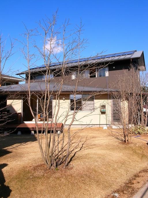 Hさんの家(2009) 子供室仕切り工事 2014/12/26~27_a0039934_18104426.jpg