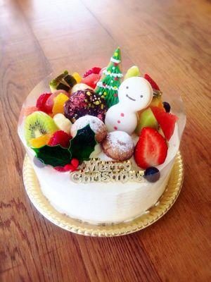 クリスマス ♪_a0297035_11253782.jpg