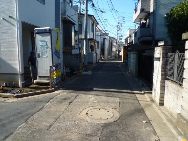 『上板橋』駅徒歩2分新築角地完成間近_b0246953_18275150.jpg