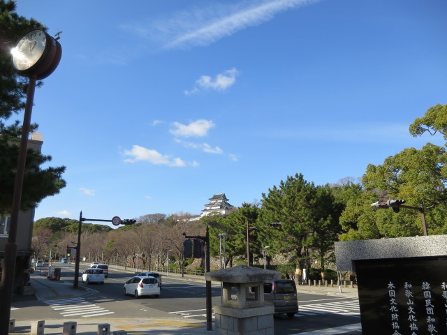年末にありがたいお言葉を和歌山城から_c0001670_16592343.jpg