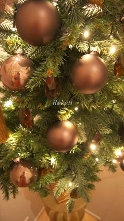REKETTオリジナルクリスマスツリー&オリジナルフラワーキャンドルペアーで!_f0029571_10391959.jpg