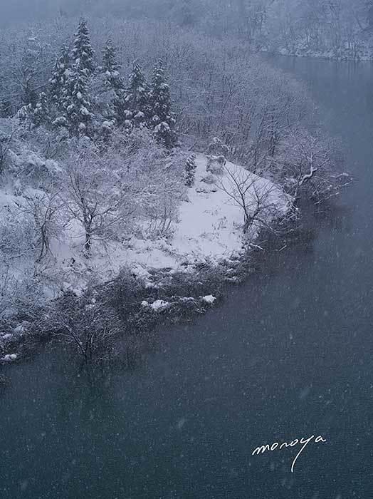 雪の湖畔_c0085877_16311029.jpg