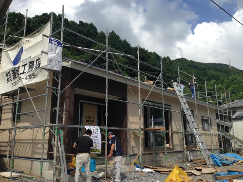 中岳町 平屋_d0173687_15594748.jpg