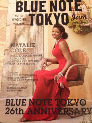 ナタリーコール  BLUE NOTE_c0195496_1964524.jpg