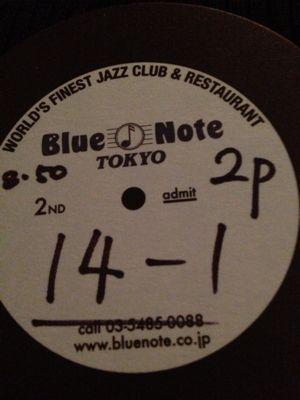 ナタリーコール  BLUE NOTE_c0195496_1964887.jpg