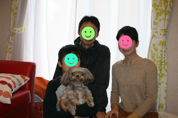 チョコちゃん 新生活スタート!_f0242002_1615439.jpg