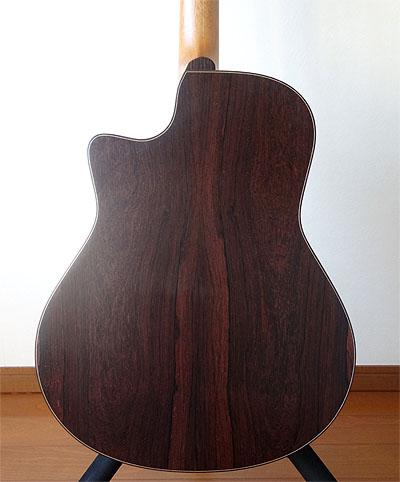 人生最高峰のギター! Yokoyama Guitars 『AR-GB #555』_c0137404_19244578.jpg