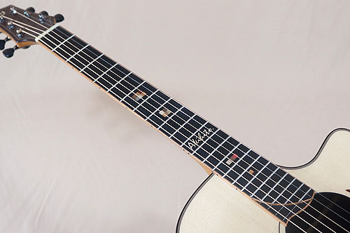 人生最高峰のギター! Yokoyama Guitars 『AR-GB #555』_c0137404_2059239.jpg