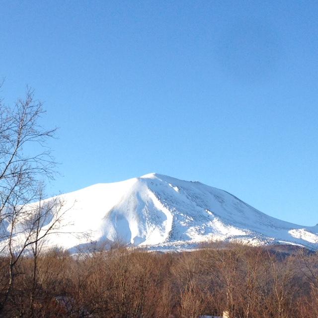 朝日と浅間山_b0174425_10123651.jpg