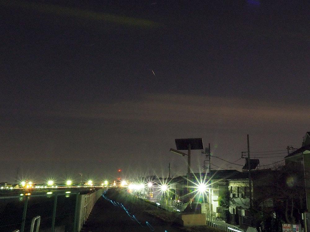 イリジウム衛星 イリジウムフレアの撮影_f0324026_5405947.jpg