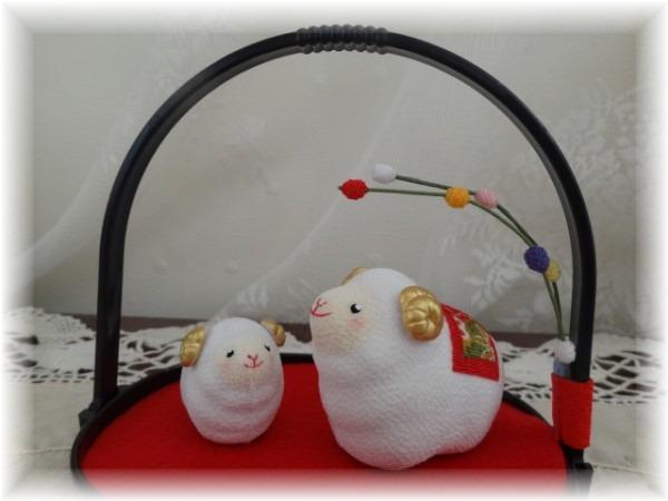 お正月準備☆お飾り_d0165645_1715486.jpg