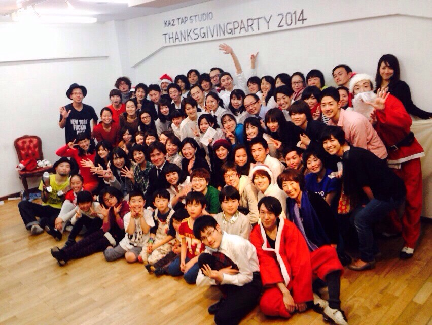 THANKSGIVING PARTY 2014_f0137346_14434278.jpg